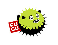 Fugu logo and branding