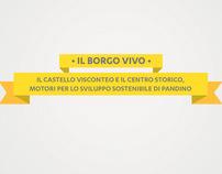 Masterplan - Pandino Borgo Vivo