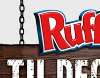 """Ruffles """"Tu Decides"""""""