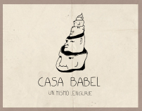 [Infographic]: Casa Babel