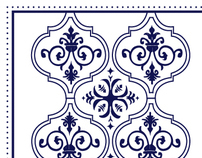 Wedding Invitation: Florentine Series