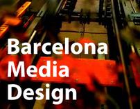 Barcelona Media Design / Promotional Posters 2012