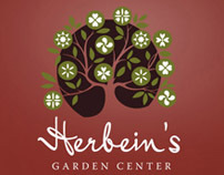 Herbein's Garden Center Rebrand