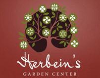 Herbein's Garden Center Rebrand