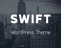 SWIFT - Business WordPress Theme