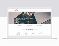 MONT5 Branding & Website