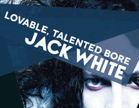 Jack White Spread