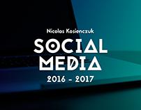 Social Media - 2016-2017 - Diversos