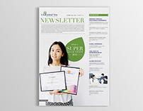 U.S.-CAEF Monthly Newsletter & Form