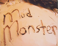 Book Cover: Mud Monster