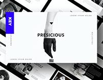 Portofolio Agency Presentation Template