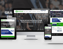 Web Design & Development - PSMA
