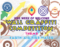 Wall Graffiti Competition