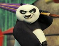 Kung Fu Panda-New Episodes Promo