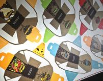 Foodies - naming, branding and packaging