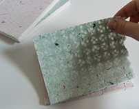 Printmaking: Paper Making & Book Structure