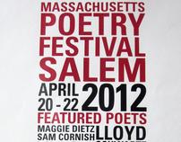 Massachusetts Poetry Festival 2012