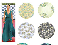 Trend patterns inspired by Kate Middleton's style