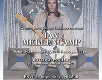 Resident Magazine Event Invitations