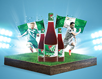 Bursaspor's Offical Drink