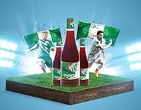 Bursaspor's Offical Drink