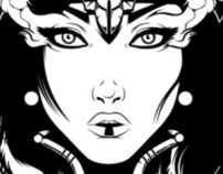 Diablo III. Art Print's