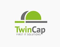 TwinCap First Logo