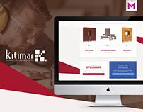 Kitimar // Indústria de Móveis :. Site institucional