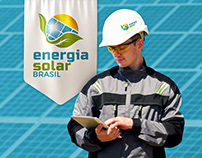 Energia Solar Brasil   Social Media