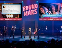 Bruno Mars Experience | Warner Music (Spec)