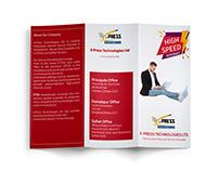 ISP Tri-fold Brochure