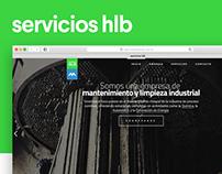 Desarrollo de Sitio Web — Servicios HLB