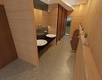 bathroom design (3dsmax)