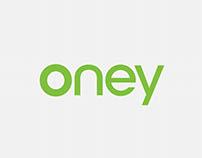 ONEY, brand platform, visual & verbal identity