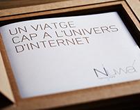 NUWA · Obsequio cliente finalización de proyecto web