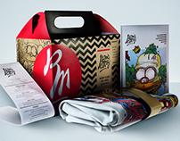 Les Rois Maj - Packaging