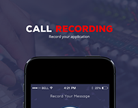 Call Recording Application