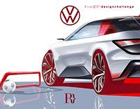 Volkswagen Gol Design Challenge