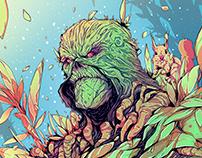Swamp Thing - Print/Poster