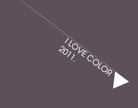 I LOVE COLOR 2011