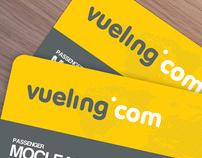 Vueling.com Boarding Pass