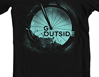 Fuel For Miles / Go Outside T-Shirt