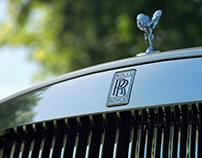 Rolls Royce Ghost CGI