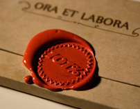 """ORA ET LABORA"" - 101% Christmas gift"