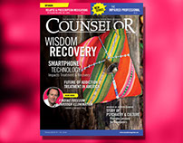 Counselor Magazine Feb 2015 Layout & Design