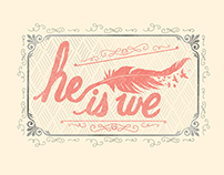 He is We Tees
