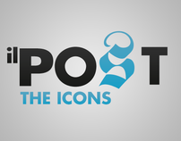 "- ""IL POST"" THE ICONS -"