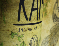 KAM, Indian Artisan Product Range