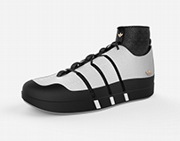 ADIDAS - WAKE/SKATE SHOE - FOOTWEAR DESIGN