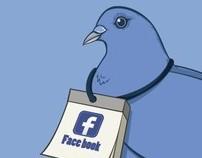 facebook Pigeon